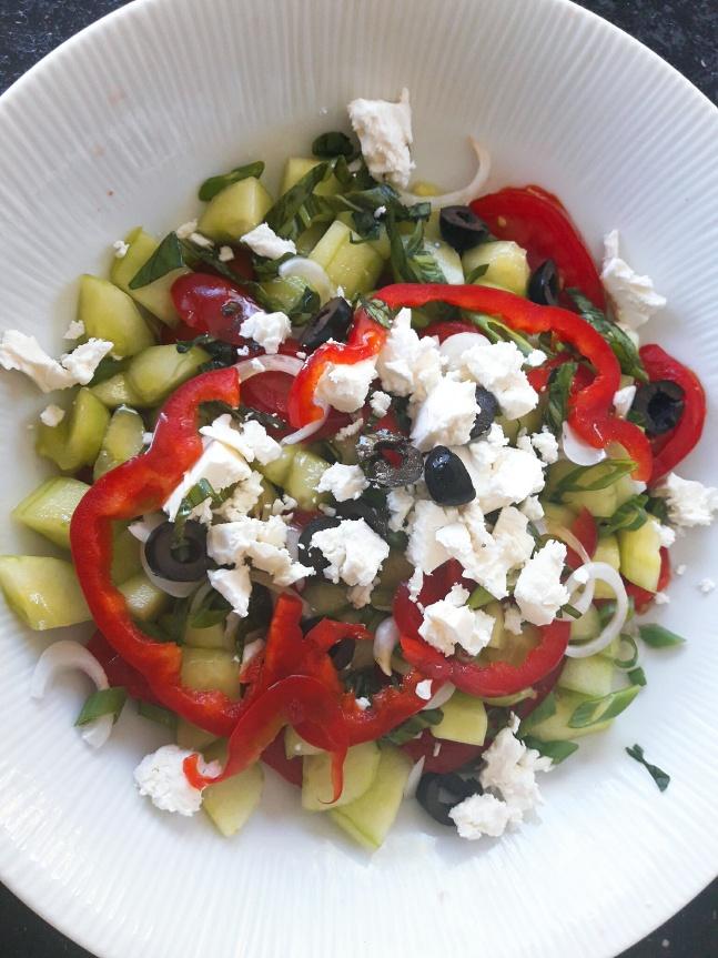 D'autres salades d'été
