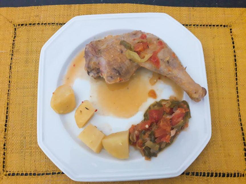 Ma recette de pouletd'été